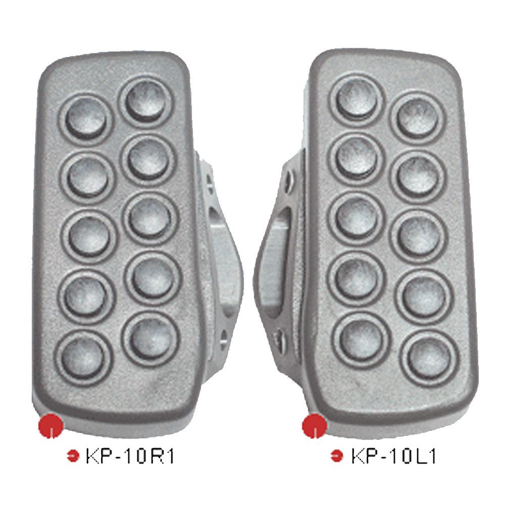 Sure Grip 10 Button Keypads