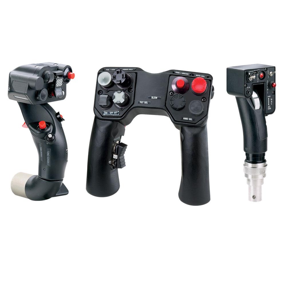 Otto Joystick Heavy Equipment 4 Button and Joystick in center 21649