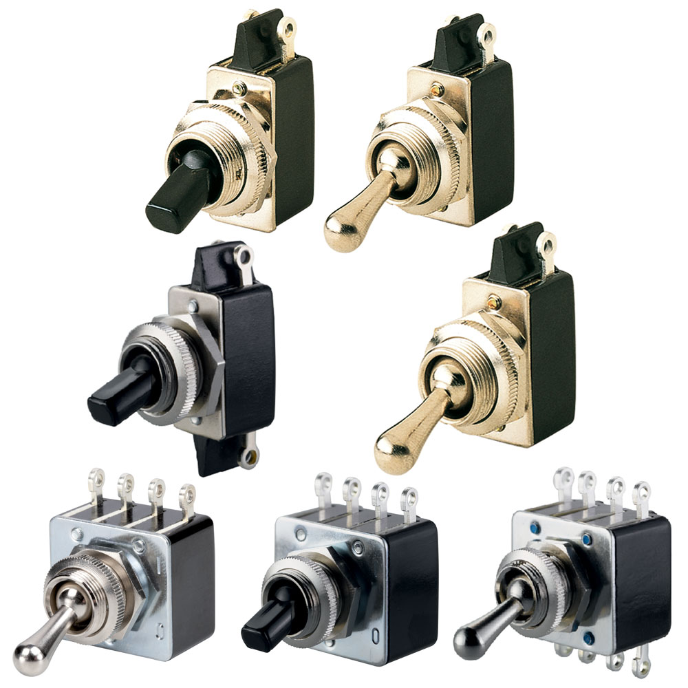 Marquardt Toggle Switch Series - 0100