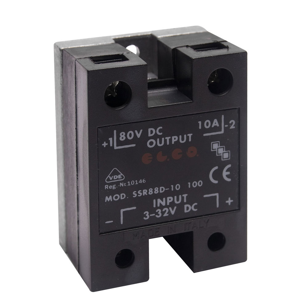 Elco Solid State Relays - 88D-10100 Series