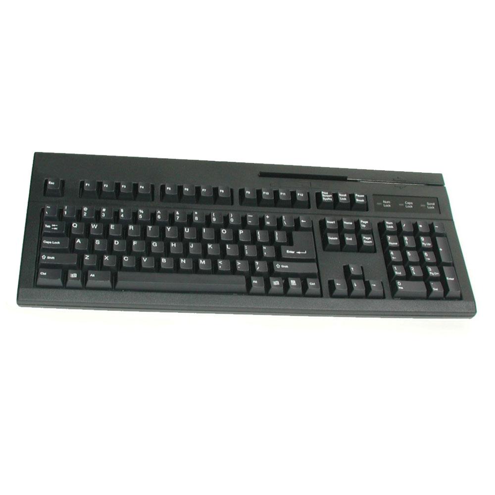 Active Key AK-880 Standard USB Magnetic Stripe Reader Keyboard