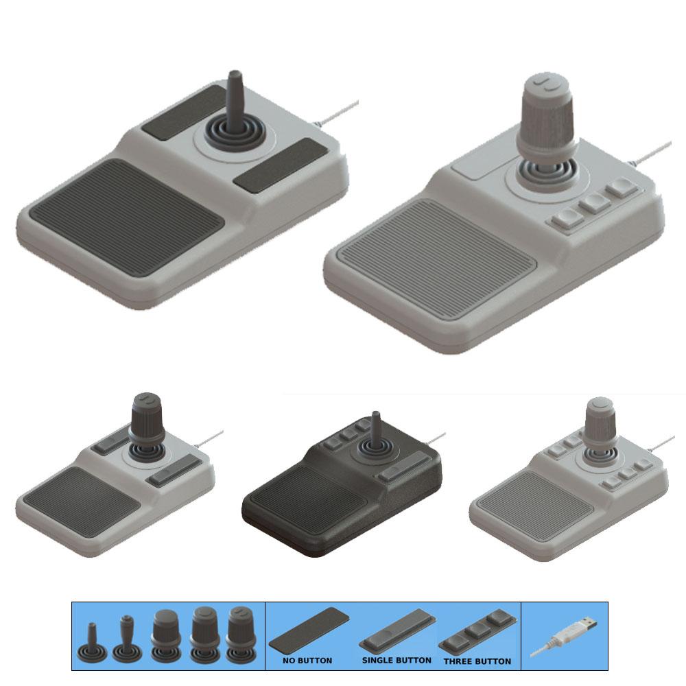 Ruffy MR Fingertip Potentiometer 3 Axis Range
