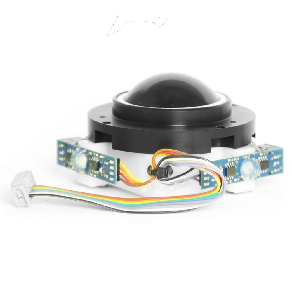 CTI OEM Industrial Trackballs - T8XXX Series