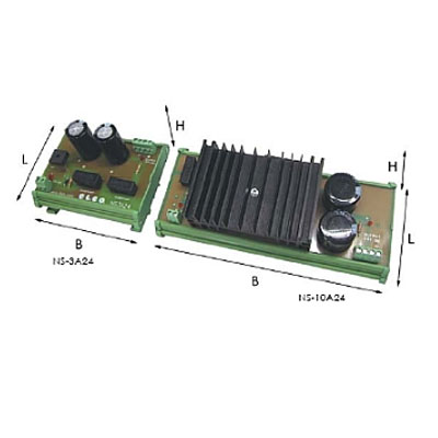 Elco Non Stabilized Power Supply - NS Series