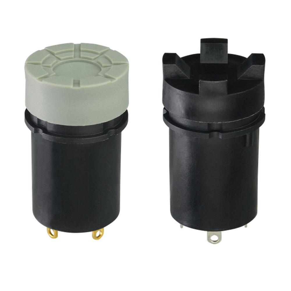 OTTO T4-T Tactile Miniature Trim Switch Range