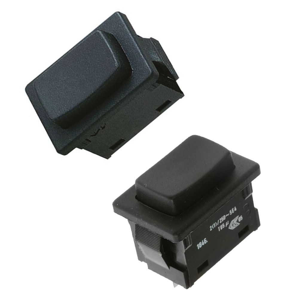 Marquardt Single Pole Pushbutton Switches - Series 1846