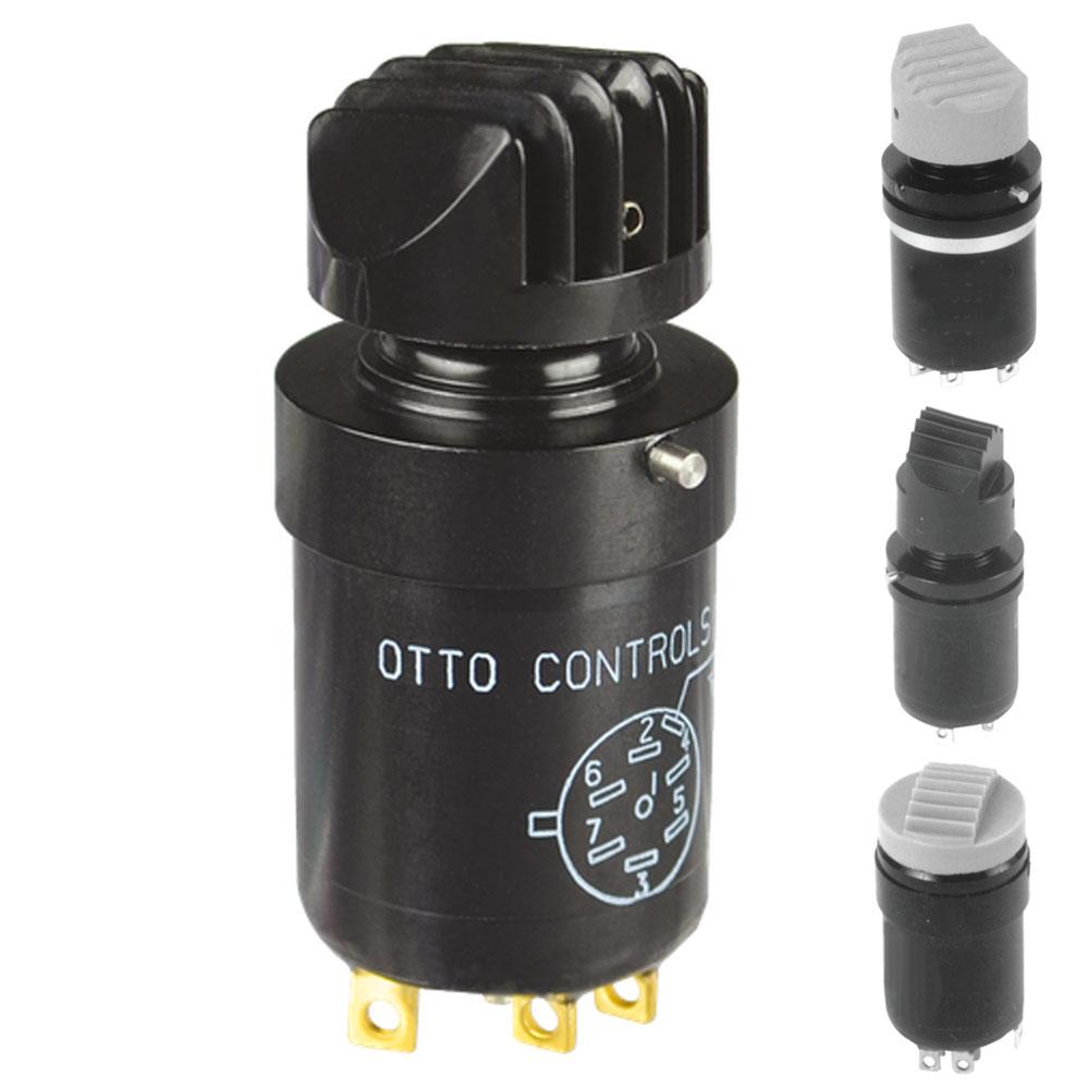 OTTO T2 Large 2-Way Trim Switch Range (Pushbutton)