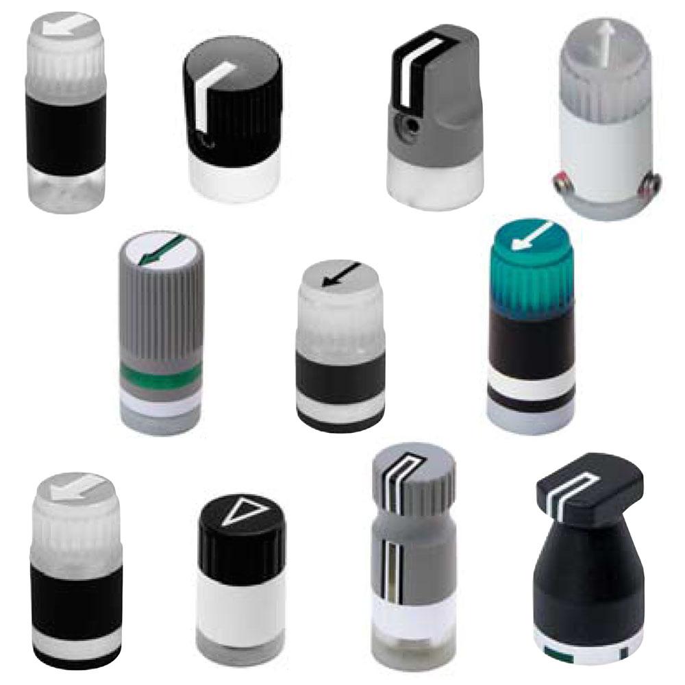 EHC Knobs - Control Knobs SPK Series