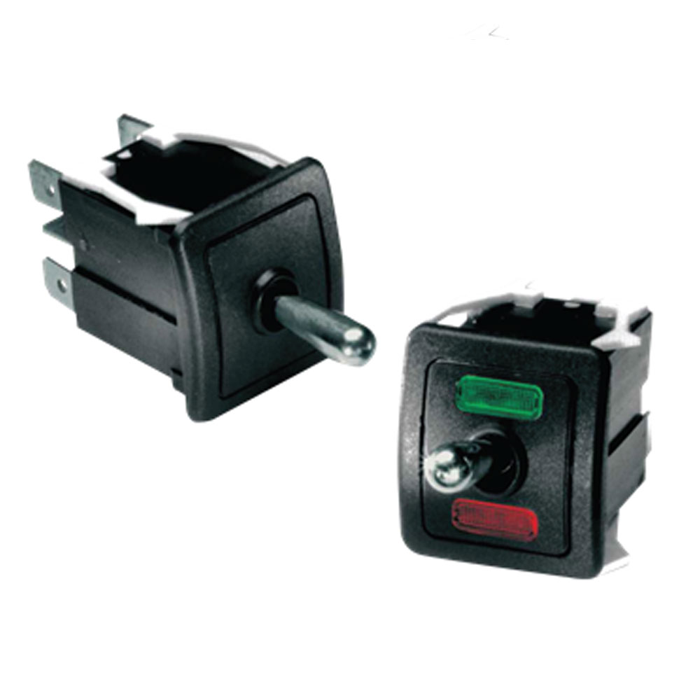 OTTO K4 Range of Sealed Snap-In Rocker Switches