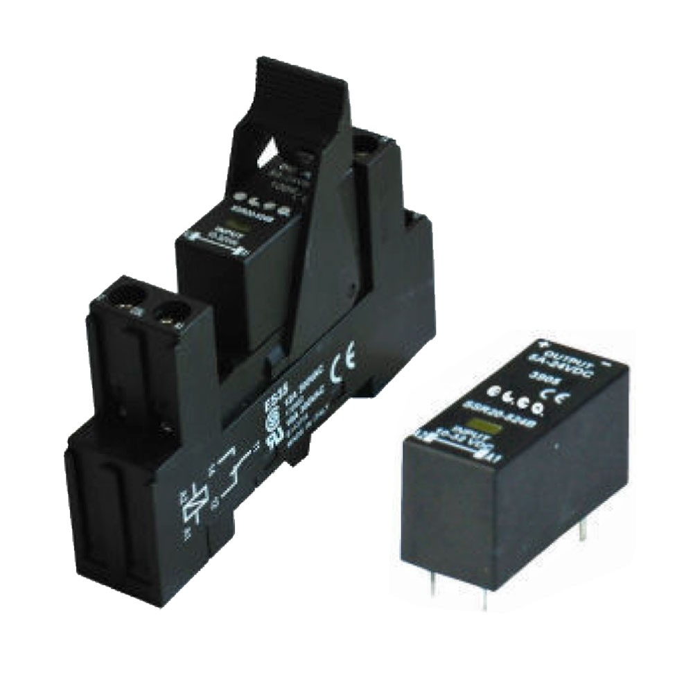 Elco Solid State Relays -  SSR 20/21 Series