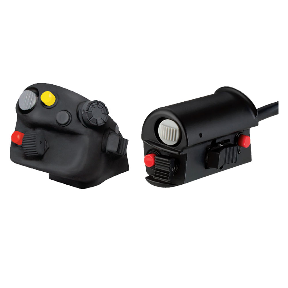 OTTO G2 Trottle Control Grip Range