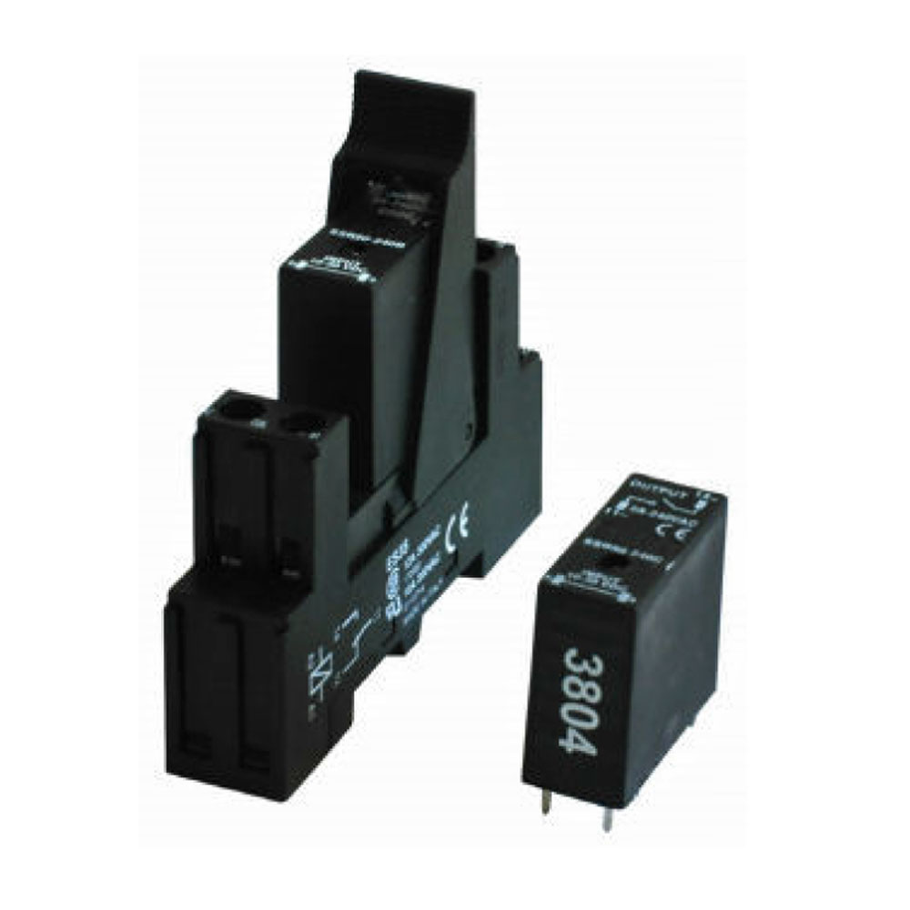 Elco Solid State Relays -  SSR 91 Series