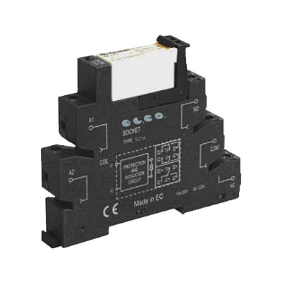 Elco Interface Modules with Electromechanical Relay - EZ14 Series