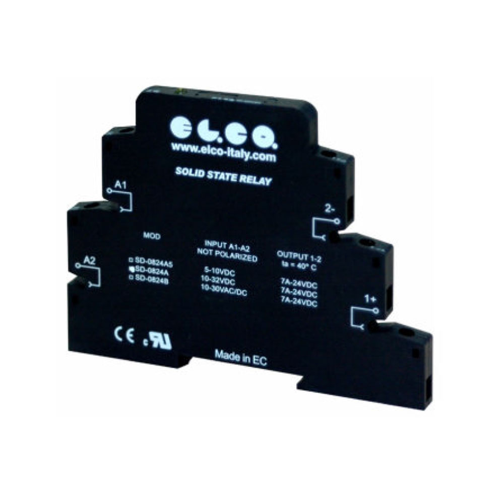 Elco Solid State Relays -  SD/SA Series