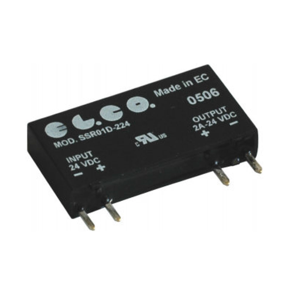 Elco Solid State Relays - SSR0 Series