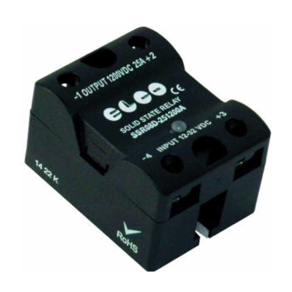 Elco IGBT Solid State Relays - SR08D-251200A Series