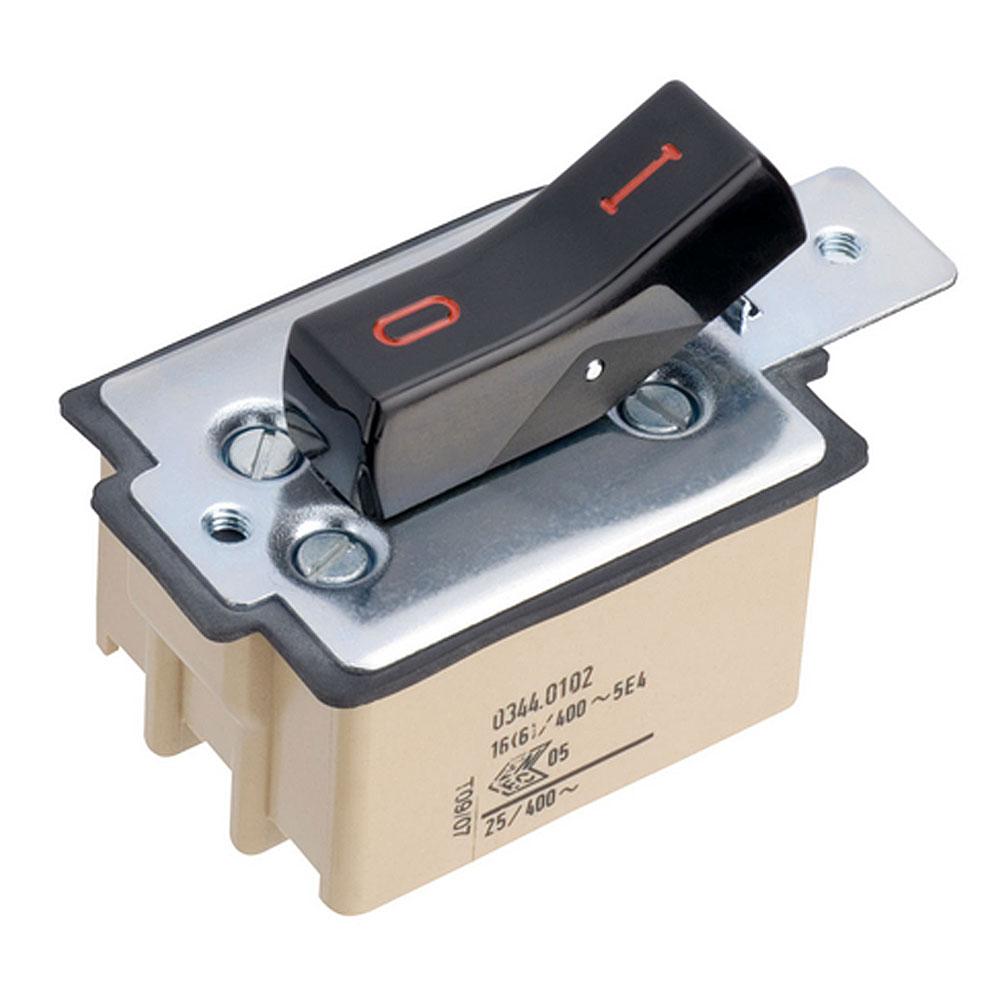 Marquardt 3 Pole Rocker Switches - Series 0344